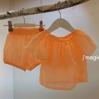 마지(J MAGIE)XX-504418715<br>Size: XS~M<br>Color: neon orange<br>Update: 2019-06-21