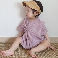 슈크림(CHOUCREAM)-504420663<br>Size: S(6~12m)~M(12~18m)<br>Color: pink check<br>Update: 2019-06-28
