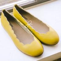 발소리(BALSORI)XX-504429408<br>Size: 230(36)~250(40)<br>Color: yellow<br>Update: 2019-08-13
