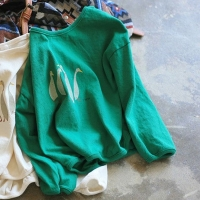 화이트비(WHITEB)-504463706<br>Size: 1(S)~4(XL)<br>Color: green<br>Update: 2019-09-12<br>* 預購 No Price Yet