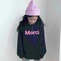 미끼(MI AND KKI)-504532800<br>Size: S~XL<br>Color: charcoal black<br>Update: 2020-01-21