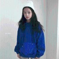 미끼(MI AND KKI)-504532831<br>Size: XXL~XXXL<br>Color: blue<br>Update: 2020-01-21