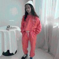 미끼(MI AND KKI)-504532834<br>Size: XXL~XXXL<br>Color: pink<br>Update: 2020-01-21