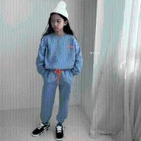 미끼(MI AND KKI)-504532835<br>Size: XXL~XXXL<br>Color: blue<br>Update: 2020-01-21