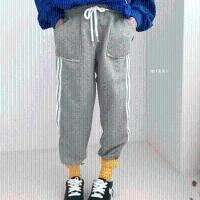 미끼(MI AND KKI)-504532847<br>Size: XXL~XXXL<br>Color: gray<br>Update: 2020-01-21