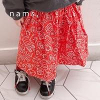 남스(NAMS)-504554604<br>Size: 5~13<br>Color: red<br>Update: 2020-02-17