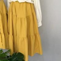 아이엠(I AM)(前)블랑송(BLANSON)-504557022<br>Size: Free(55~66)<br>Color: mustard<br>Update: 2020-02-20