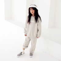 붐붐팝(BOOMBOOM POP)(국내온라인판매불가)-504559549<br>Size: S~XL<br>Color: 회/Beige<br>Update: 2020-02-23