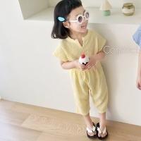꽁꼬떼키즈(CONCOCTER KIDS)XX-504580503<br>Size: XS(3)~XL(11)<br>Color: yellow<br>Update: 2020-04-03