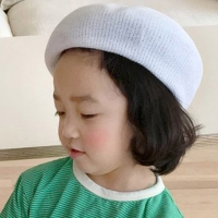 꽁꼬떼키즈(CONCOCTER KIDS)XX-504580595<br>Size: Free(48~54cm)<br>Color: white<br>Update: 2020-04-03