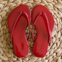 나무신발(NAMOO SHOES)-504599500<br>Size: 230~250<br>Color: red<br>Update: 2020-04-30