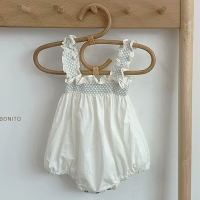 보니토(BONITO)-504602248<br>Size: 6M~18M<br>Color: white<br>Update: 2020-05-07
