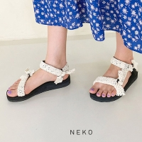 네코(NEKO)-504604970<br>Size: 230~250<br>Color: ivory<br>Update: 2020-05-08