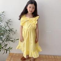 베르베르(VERVER)-504607612<br>Size: S(3~4y)~2XL(10~11y)<br>Color: yellow<br>Update: 2020-05-14