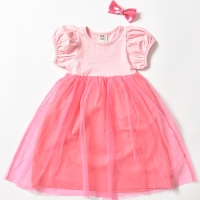 데일리데일리(DAILEY DAILEY )(더솔)-504612451<br>Size: S(~18m)~2XL(6~7y)<br>Color: pink<br>Update: 2020-05-23