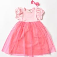 데일리데일리(DAILEY DAILEY )(더솔)-504612451<br>Size: S(~18m)~2XL(6~7y)<br>Color: pink<br>Update: 2020-05-22