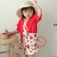 베이비슈(BABYCHOU)-504613900<br>Size: Free<br>Color: red<br>Update: 2020-05-26