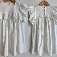 비엔베뉴(BIENVENU)-(前)마리앤(MARY ANN)-504624802<br>Size: XS(3)~XL(11)<br>Color: white<br>Update: 2020-06-21
