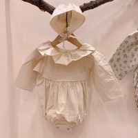 아오스타(AOSTA)-504630932<br>Size: S(0~6m)~L(12~18m)<br>Color: ivory<br>Update: 2020-07-29<br>* 預購 No Price Yet