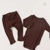 피카부(PEEKABOO)-504672097<br>Size: 6m~18m<br>Color: dark brown<br>Update: 2020-09-25
