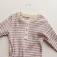 피카부(PEEKABOO)-504728319<br>Size: 6m~18m<br>Color: light purple<br>Update: 2021-01-22