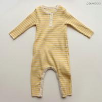 피카부(PEEKABOO)-504728322<br>Size: 6m~18m<br>Color: yellow<br>Update: 2021-01-22
